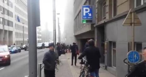Belçika'da Bir Patlama Daha