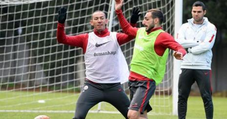Galatasaray, Eskişehirspor hazırlıklarına Devam Ediyor